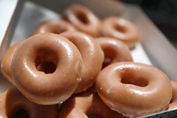 Krispy Kreme's New Deal: A COVID-19 Vaccination Gets You A Free Donut