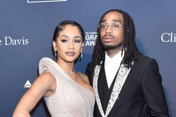"Akademiks Accuses Saweetie Of Leaking Fight Video ""To Run With A Narrative"""