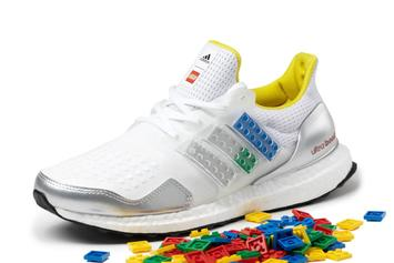 Adidas UltraBoost 4.0 Receives Customizable LEGO Collab