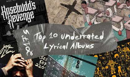Top 10 Underrated Lyrical Albums Of 2017 2ea4de6259d2