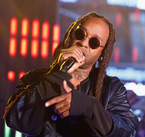 Ty Dolla $ign at MTV's TRL