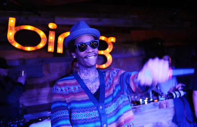 Wiz Khalifa in 2012