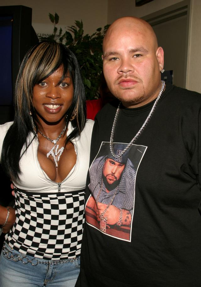 Fat Joe and Remy Ma in 2004