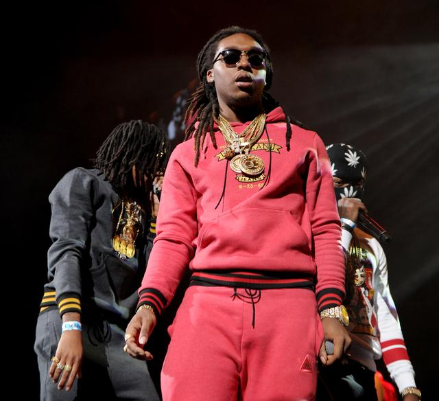 Quavo, Takeoff, Offset at Powerhouse 2014