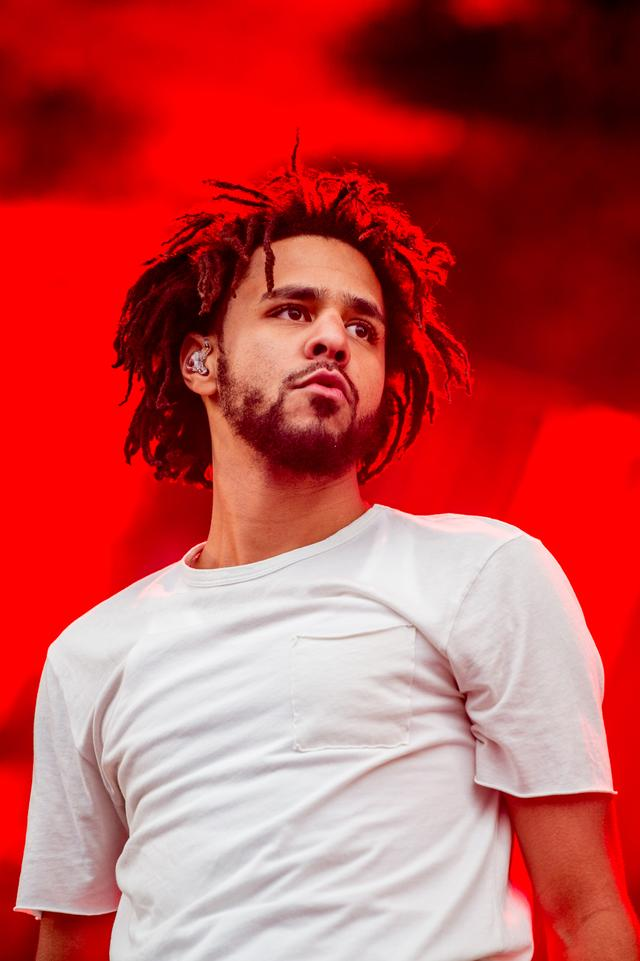 J. Cole at Wireless Festival 2016
