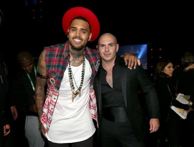 15th Annual Latin GRAMMY Awards - Backstage