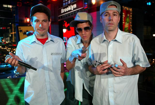 The Beastie Boys at Live from the 5 Boroughs