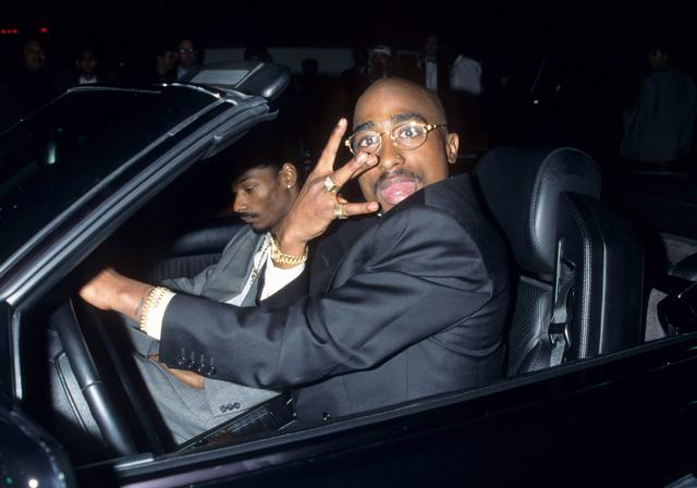 Tupac westside and Snoop Dogg