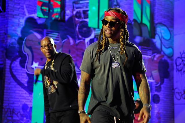 Ty Dolla $ign at VH1 awards