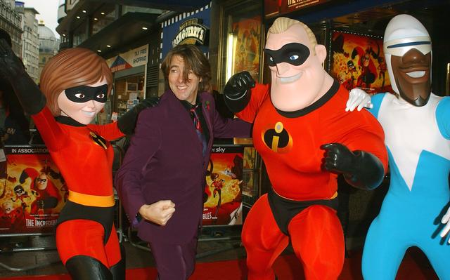 The Incredibles UK movie premiere
