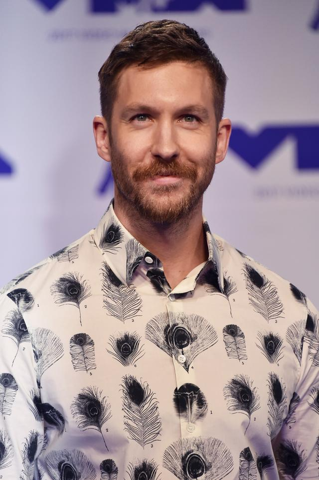 Calvin Harris at MTV VMAs
