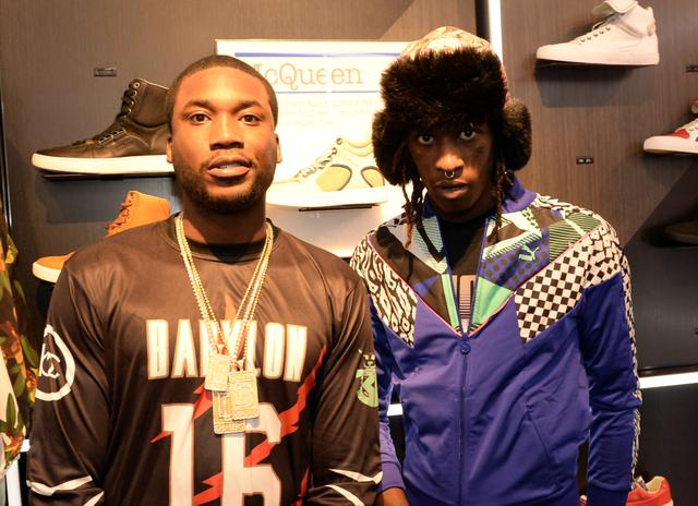 Young Thug and Meek Mill