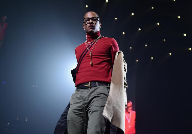 T.I. at TIDAL event in Brooklyn
