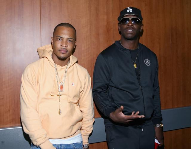 T.I. and Young Dro together