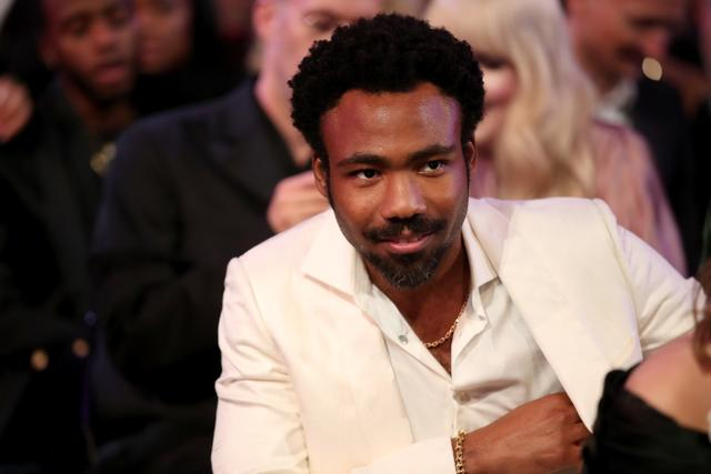 Childish Gambino at the Grammys