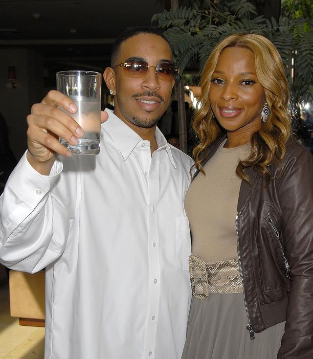 Ludacris & Mary J Blige in 2007