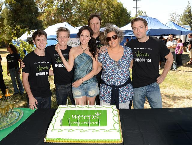 Weeds celebrates their 100th episode