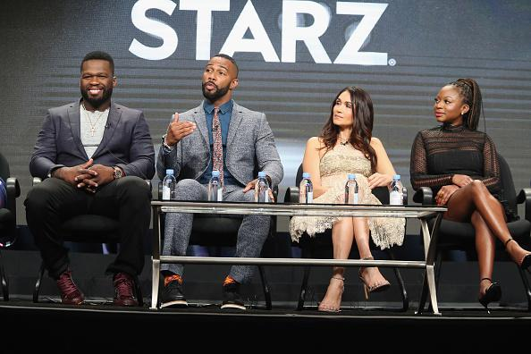"The Cast Of ""Power"""