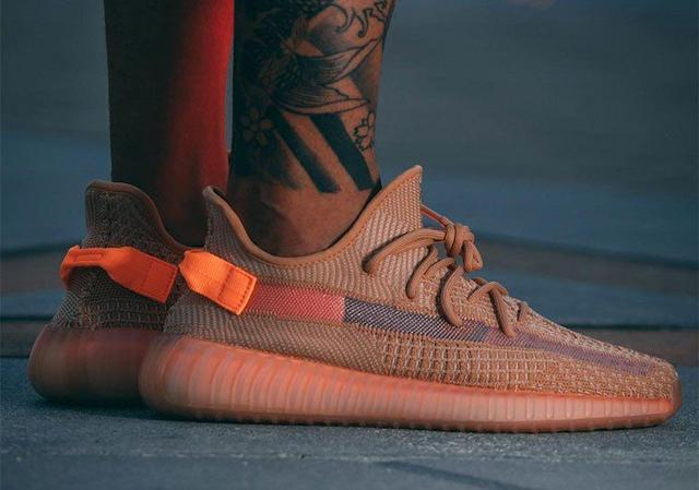 Clay Yeezy Boost 350 V2