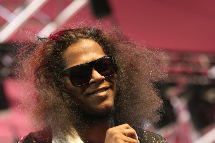 Ab-Soul at 2015 Coachella
