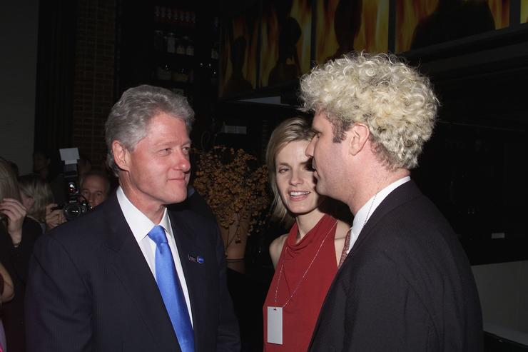 Will Ferrell Bill Clinton