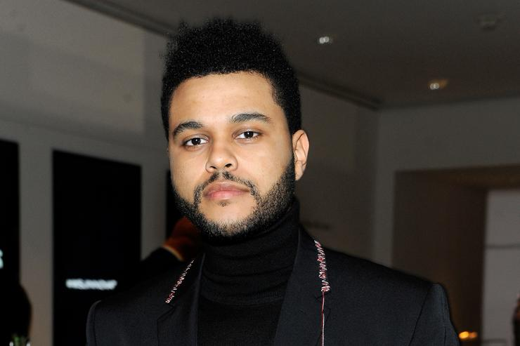 The Weeknd at WSJ. Magazine 2016 Innovator Awards