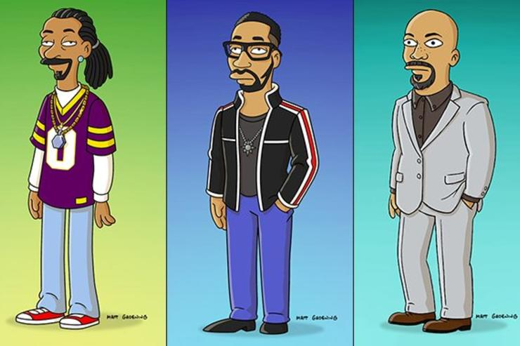 Common Snoop Dogg RZA