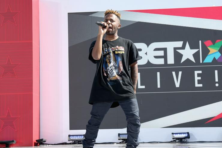 MadeinTYO performs onstage at day one of BETX Live!