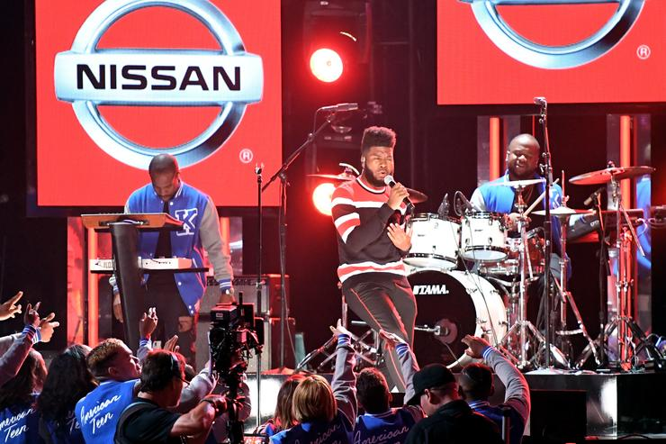Khalid performs onstage at 2017 BET Awards at Microsoft Theater on June 25, 2017 in Los Angeles, California.