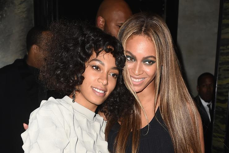 Tina Knowles Beyonce & Solange Went to Counseling To Deal With Bey's Stardom