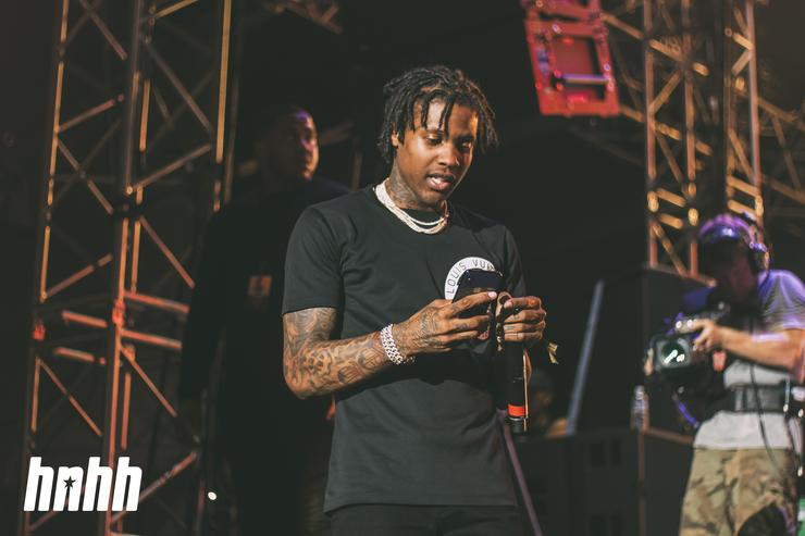 Lil Durk at Rolling Loud 2018