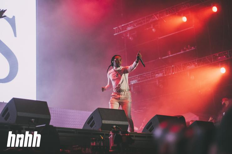 Takeoff at Rolling Loud 2018