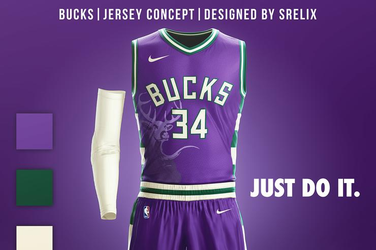 Graphic Designer Reveals New Nba Uniform Concepts 33f08ff46