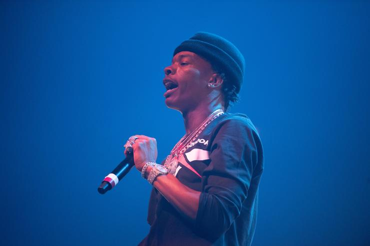 Lil Baby performs at the 2018 ComplexCon at Long Beach Convention Center on November 4, 2018 in Long Beach, California